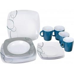 Tableware Set Cascade 16 Pieces