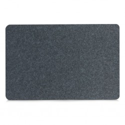 Felt Place Mat Anthracite