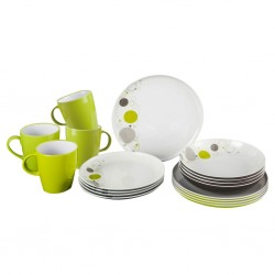 Tableware-set Space 16 pieces