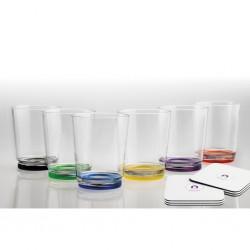 Magnetic Glasses, Set of 6
