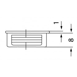Furniture Connector PVC