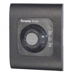 Control Panel Boiler 50Β°, 70Β° black