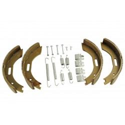 Brake Pads Axis Kit with Springs Type 2005-7
