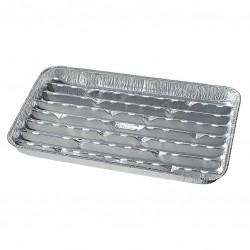 aluminium grill pans, square