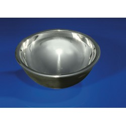 Round Sink Trough Stainless Steel 300 mm