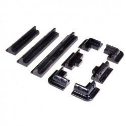 Corner Profile-Set (4 Pieces; Sufficient for 1 Solar Module)