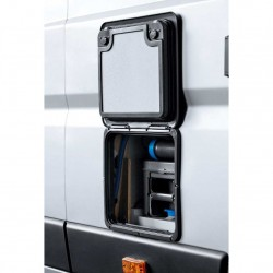 Thetford Service Door Model 3 Black
