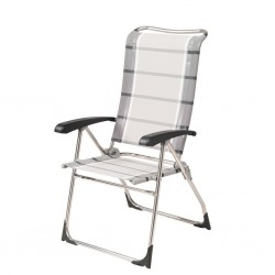 Camping Chair Aspen Silver/Anthracite