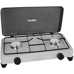 3-Burner Gas Stove Aristo 3 SD, with Safety Pilot
