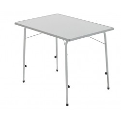 camping table Accordeon, grey