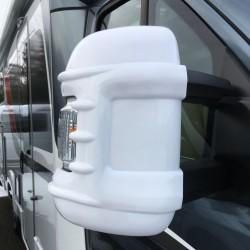 Mirror Protection white