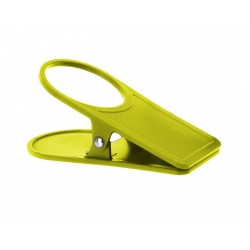Table Clip Lime Green