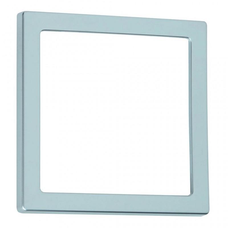 Single Frame, Chrome, Matt