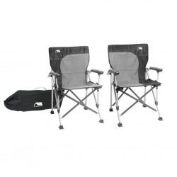 Folding Chair Set Frankana Freiko, 2-Piece Set