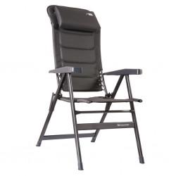 Camping Chair HighQ Comfortable Blackline