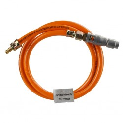 Injector with Hose for Cramer Grill 3-Burner 30 mbar
