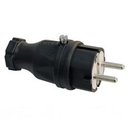 Schuko Rubber Plug