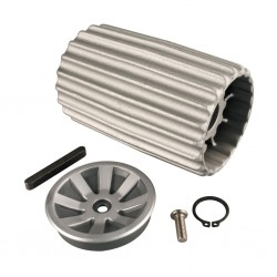 Roll incl. Lid, Security Ring and Feather Key