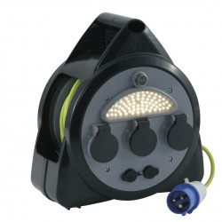 Cable Reel USB/ Light