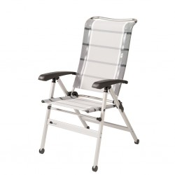 Camping Chair Cha Cha Silver/Anthracite