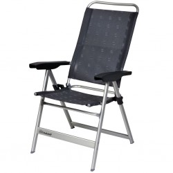 Camping Chair Dolce L, Anthracite