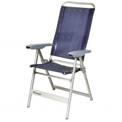 Camping Chair Dolce L, Blue