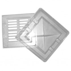 Skylight Cover (2 Pieces)