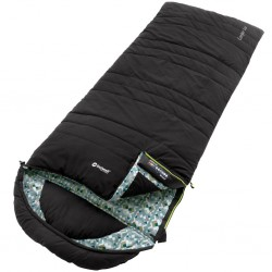 Rectangular Sleeping Bag Camper Lux
