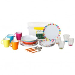Tableware Set Spectrum 36 Pieces