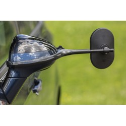 EMUK Additional Mirror Nissan Qashqai Facelft from 02/2014 on