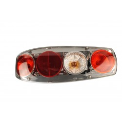 Rear Light Caraluna Chromium II Plus, Circle