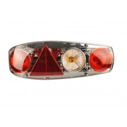 Rear Light Caraluna Chromium II plus – Triangle
