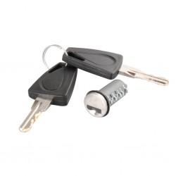 Key Cylinder & Keys