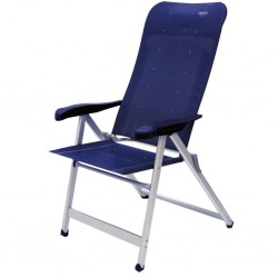 Folding Chair Luxus PLUS Dark Blue