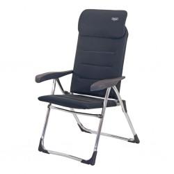 Camping Chair Slim AL/213-AEC Grey