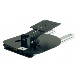 Panel Extraction Mount for TFT TV Sets