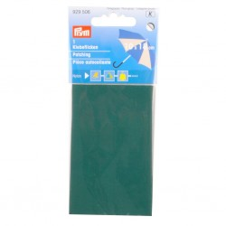 Nylon Repair Patches Green
