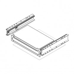 Mounting Frame Thule Slide-Out Step V14 12V 400