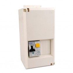 Fusebox SK 4 with FI 16 A