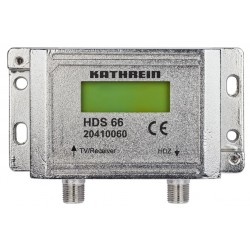 Display and Control Unit HDS 66