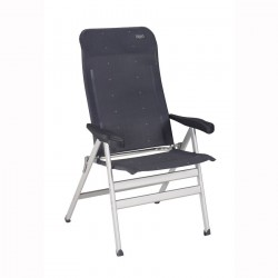 Folding Chair Luxus XXL Anthracite