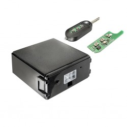 Control unit for the central locking Safe.lock module