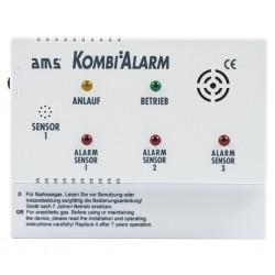 gas alarm Kombi Alarm