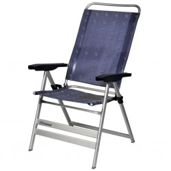 Camping Chair Grande, Blue