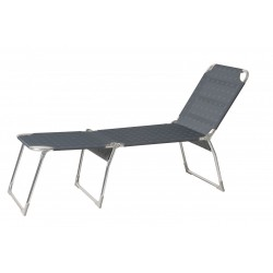 3-Legged Lounger Bachatta Luxus Anthracite