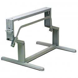 Lift Table Frame Light Grey