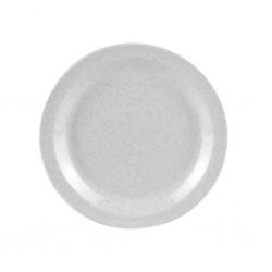 Dessert Plate Granit uni