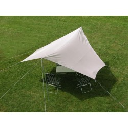 Sun Sail Tarp 5 BTC (without Poles)