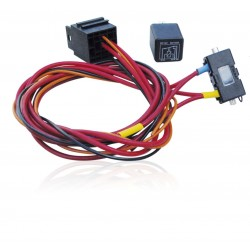 high-current relay (80 A) with installation kit