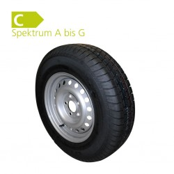 Spare Wheel 195/70 R14 XL